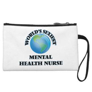 La enfermera de la salud mental más atractiva del