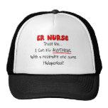 """La enfermera del ER """"me confía en"""" las camisetas y Gorros"""