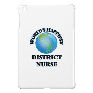 La enfermera más feliz del distrito del mundo