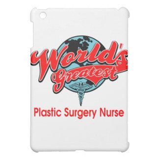 La enfermera más grande de la cirugía plástica del
