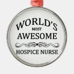 La enfermera más impresionante del hospicio del mu adornos