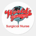 La enfermera quirúrgica más grande del mundo etiquetas