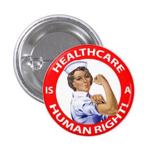 """¡La enfermera """"Rosie"""" dice que la """"atención Pin Redondo De 1 Pulgada"""