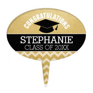 La enhorabuena gradúa - la graduación figura para tarta