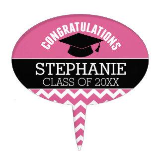 La enhorabuena gradúa - la graduación palillos de tarta
