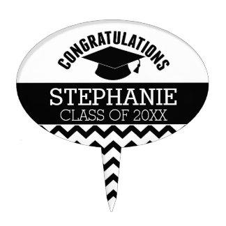 La enhorabuena gradúa - la graduación decoraciones de tartas