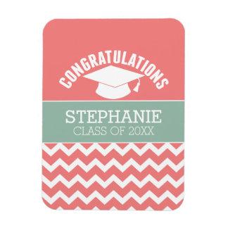 La enhorabuena gradúa - la graduación imanes
