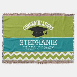 La enhorabuena gradúa - la graduación manta