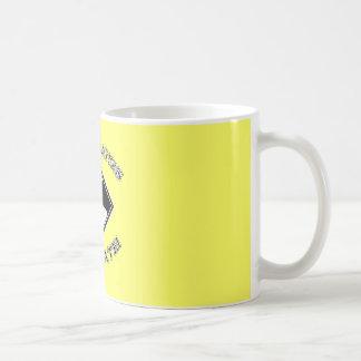 La enhorabuena gradúa productos taza básica blanca