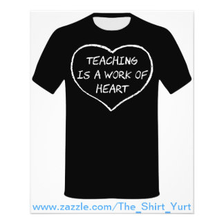 La enseñanza es un trabajo del corazón