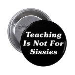 La enseñanza no está para las mariquitas pins