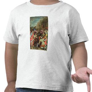 La entrada de Cristo en Jerusalén Camiseta