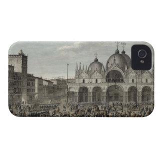 La entrada del francés en Venecia y el hurto Carcasa Para iPhone 4 De Case-Mate
