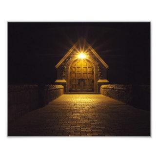 La entrada ...... fotografía