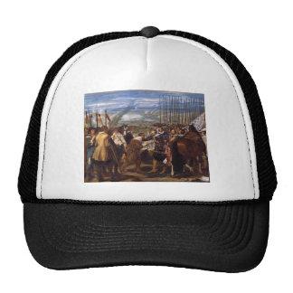 La entrega de Breda o de las lanzas por Velázquez Gorras De Camionero