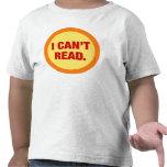 La epidemia del analfabetismo camisetas