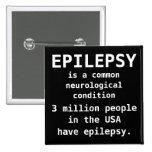 La EPILEPSIA es común Pins