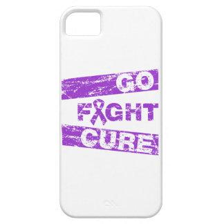 La epilepsia va curación de la lucha iPhone 5 protectores