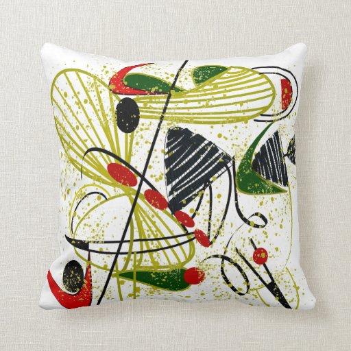 La era atómica inspiró la almohada