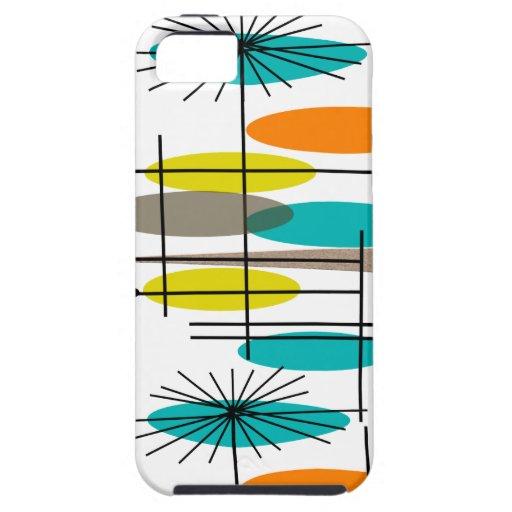 La era de Eames inspiró los regalos iPhone 5 Carcasa