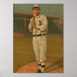 La era de oro de béisbol - gran serie de los jugad posters