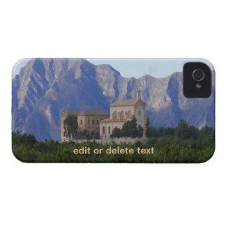 La Ermita, la primera iglesia de Algorfa con la mo iPhone 4 Case-Mate Cárcasas