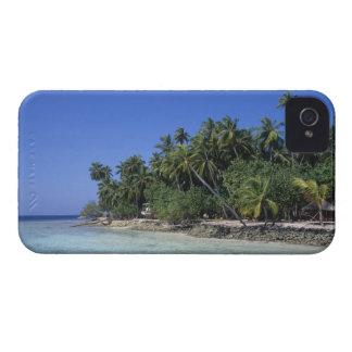 La erosión por el mar de levantamiento nivela, carcasa para iPhone 4
