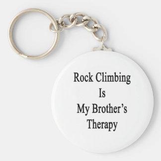 La escalada es la mi terapia de Brother Llavero