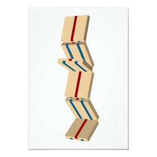 """la escalera de Jacob Invitación 3.5"""" X 5"""""""