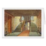 La escalera, de vistas del pabellón real, B Felicitacion