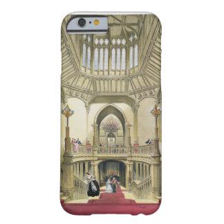 La escalera magnífica castillo de Windsor de un
