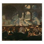 La escena del ballet de la ópera de Meyerbeer Posters