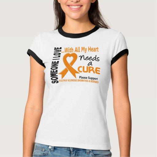 La esclerosis múltiple necesita una curación 3 poleras