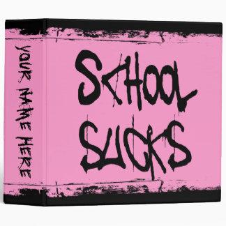 "La escuela chupa rosa carpeta 2"""