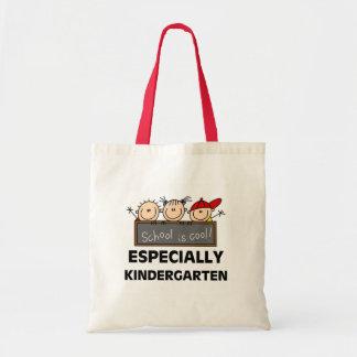 La escuela de la guardería es fresca bolsas de mano