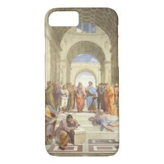 La escuela de Raphael de Atenas Funda iPhone 7