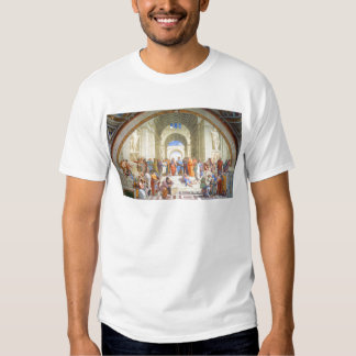 La escuela de Raphael de Atenas (Platón y Playeras