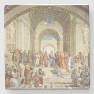 La escuela de Raphael de Atenas Posavasos De Piedra