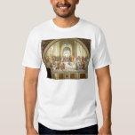 La escuela del fresco de Atenas de Raffaello Sanzi Playeras