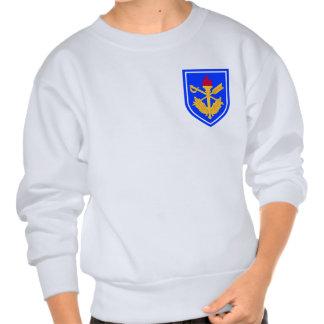 la escuela del general del fiscal militar pulóver sudadera
