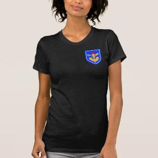 la escuela del general del fiscal militar tshirts