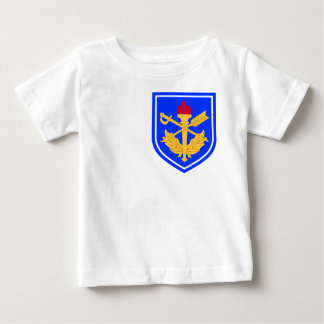 la escuela del general del fiscal militar poleras