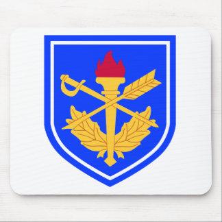 la escuela del general del fiscal militar tapetes de ratón
