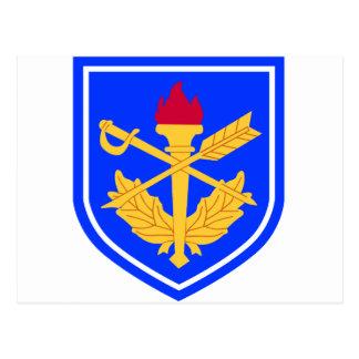 la escuela del general del fiscal militar postal