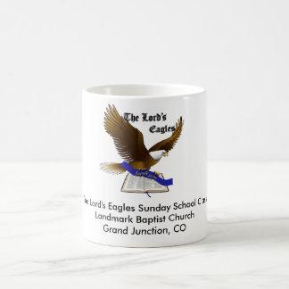 La escuela dominical de Eagles del señor… Taza Clásica