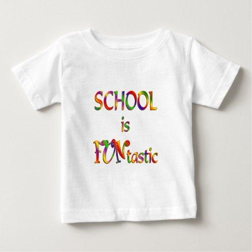 La escuela es Funtastic Camisetas