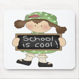 La escuela es Mousepad fresco