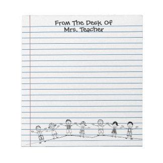 La escuela linda embroma la libreta del profesor libretas para notas