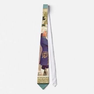 La escuela para el escándalo corbata personalizada