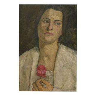 La escultora Clara Rilke-Westhoff 1905 Impresiones En Madera
